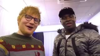 Big Shaq Beefs Ed Sheeran About The Christmas Number 1 Spot