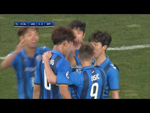 Ulsan Hyundai 2-1 Kawasaki Frontale (AFC Champions League 2018: Group Stage)