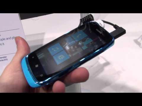 Nokia Lumia 610 hands-on