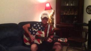 "Scott Hongell covers ""Semper Fi"" by Trace Adkins"