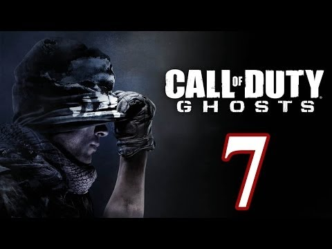 Call of Duty: Ghosts Walkthrough PART 7 [PS3] TRUE-HD QUALITY
