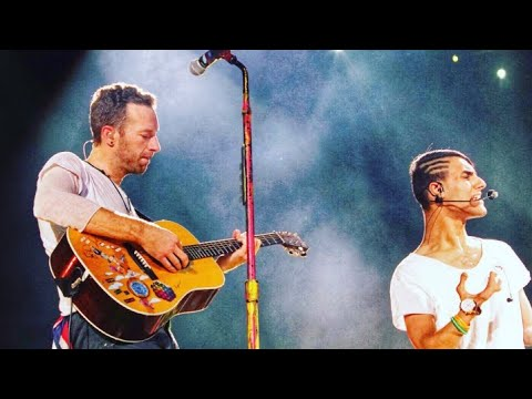 Coldplay Performs Imagine ft. (Emmanuel Kelly)