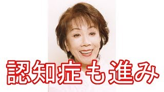 バラエティー番組の司会や歌手としても活躍した女優で日本舞踊家の朝丘...
