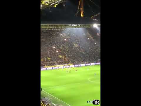 2018-2019 - Dortmund-Club Brugge - Non-Stop Ivan Leko's Bruges Army