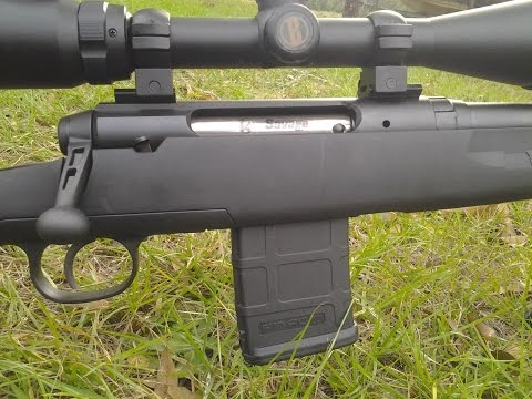 15 rd mag for Savage Axis .223