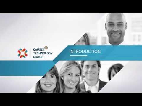 Cairns Technology Group - Film