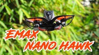 Vidéo: EMAX Nanohawk BNF