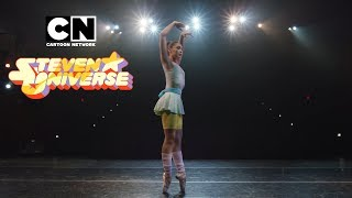 Скачать Ballerina Pearl Dances To It S Over Isn T It Steven Universe Soundtrack Cartoon Network