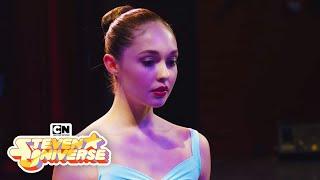 Steven Universe | Ballerina Pearl Dances to