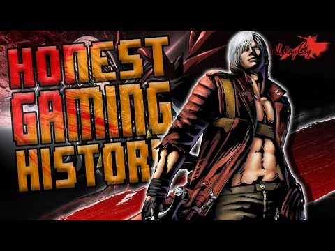 The Origins of Dante [Devil May Cry] | Honest Gaming History