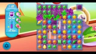 Candy Crush Soda Saga Level 1221 ★★★ Coloring Candy Fun The Highest Score