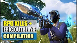 Top 25 ROS RPG Kills & Shotgun Outplays Montage!