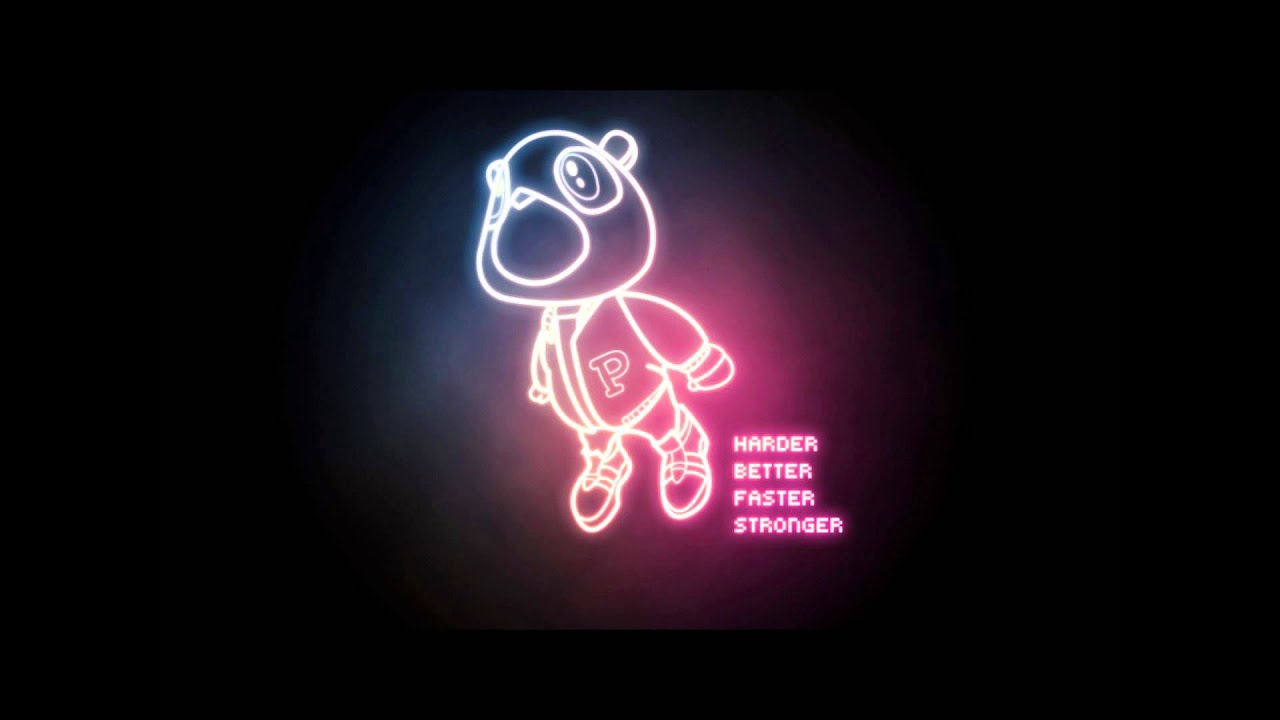 Kanye West - Stronger Lyrics