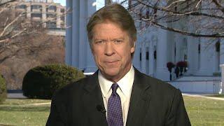Major Garrett explains Oval Office argument