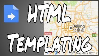 Apps Script: HTML Templating