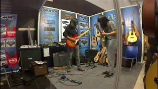 """Download Video VALETON Demo & Jaming at SMEX2018 Part2 with our Lady Valeton """"Nathania Jualim"""" & Yankjay MP3 3GP MP4"""