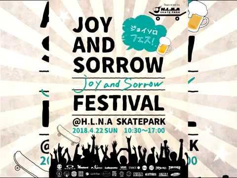 2018.4/22 joy and sorrow festival