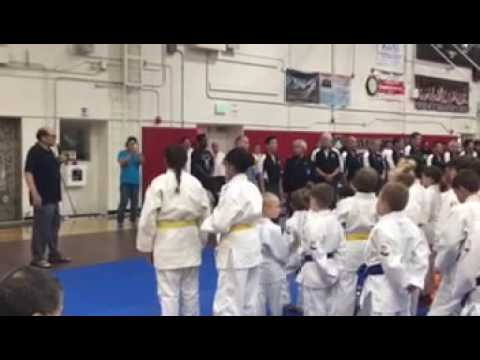 Jeremy Glick Tribute at Judo Tournament Today