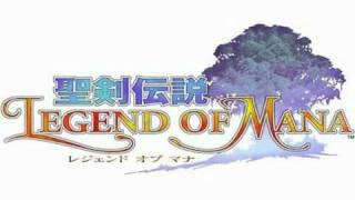 Legend of Mana OST - World of Mana
