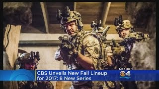 CBS Unveils New Fall Lineup For 2017