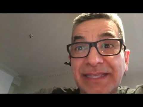 VIDEO DE FERNANDO ALVARADO DESDE LA CLANDESTINIDAD