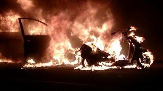 Car blast at Hiran Magri