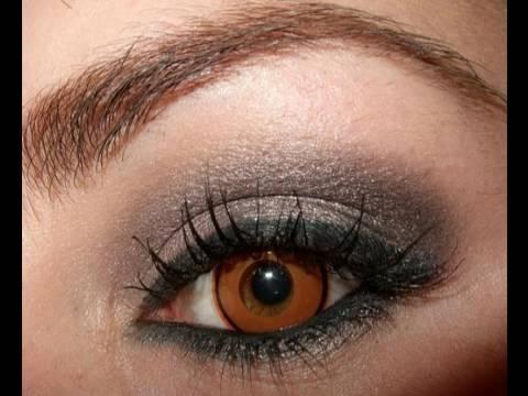 Twilight New Moon Vampire Jane makeup look tutorial