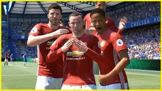 FIFA 17 PC DEMO Story Mode - The Journey Alex Hunter Gameplay (Be a Pro Camera)