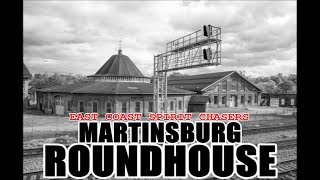 S02E16 - EAST COAST SPIRIT CHASERS - MARTINSBURG ROUNDHOUSE