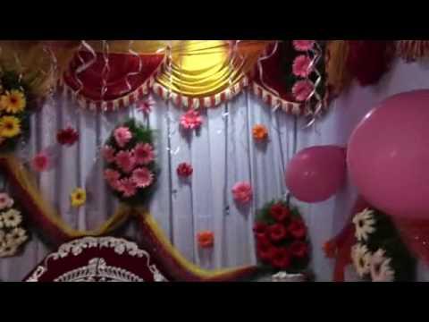My Engagement Decoration YouTube