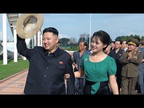 Corée du Nord  l'épouse de Kim Jong un prend du galon