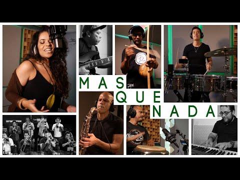 Mas Que Nada (feat. Anaadi) - Raices Jazz Orchestra (Tony Succar & Pablo Gil)