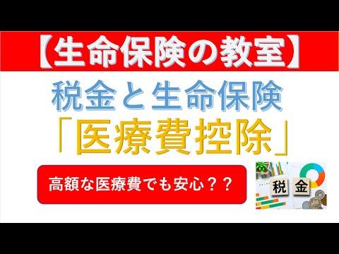 【税金と生命保険/「医療費控除」】国民皆保険の日本!高額療養費制度もありほとんど医療費がかからない制度の上、さらにこの「医療費控除」!控除の仕組みを正しく知って、いい医療を受けてください!