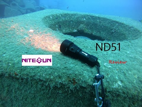 Best Single 26650 Torch??  REVIEW | Nitesun ND51