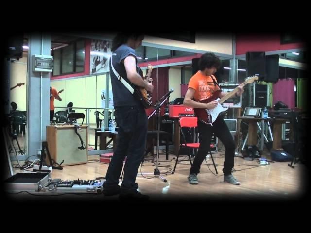 DANIELE GOTTARDO e MARCELLO ZAPPATORE - All Blues (Miles Davis)