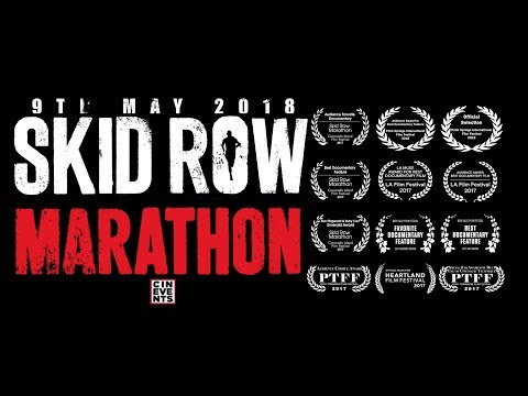 Skid Row Marathon Official Trailer (In cinemas 9th May)
