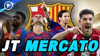 Le Barça s'agite en coulisses | Journal du Mercato