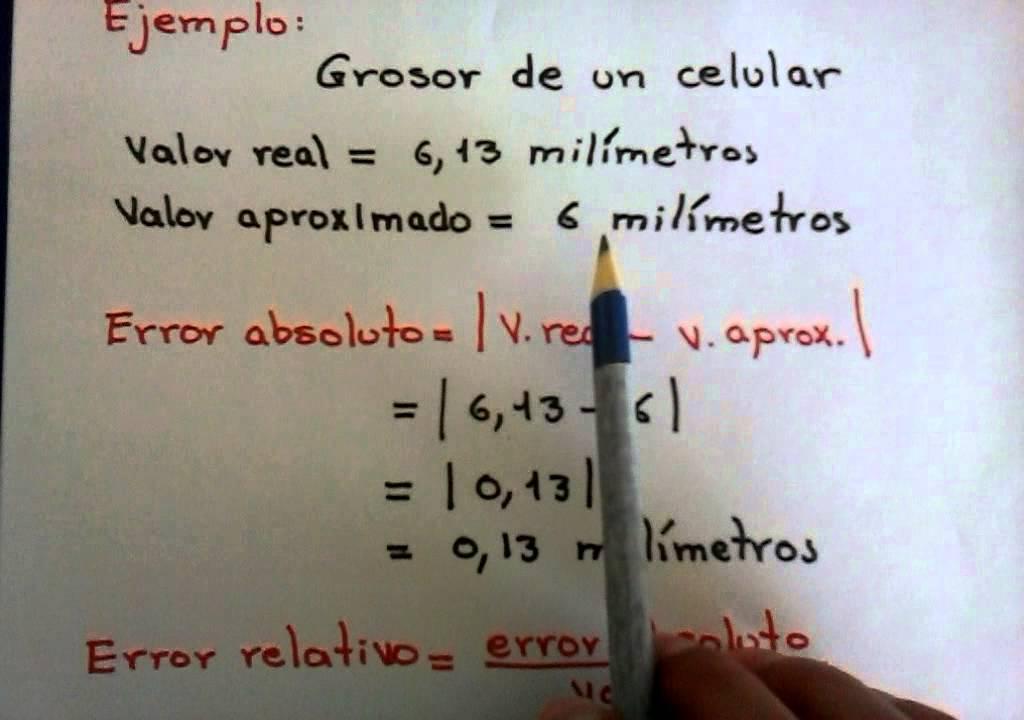 notación cientifica