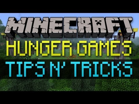 Minecraft Hunger Games Tips and Tricks - Strategy Guide