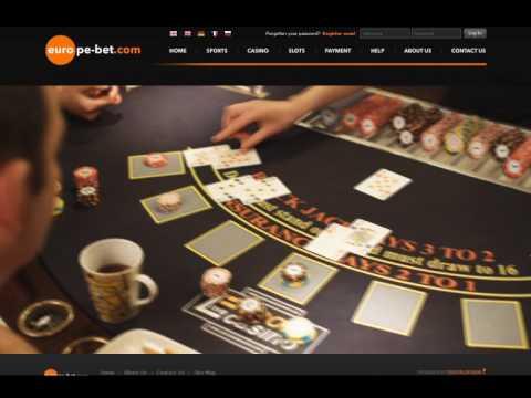 europe bet live casino