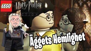 Äggets Hemlighet | LEGO Harry Potter år 1-4 | del 22
