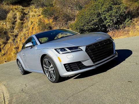 2016 Audi TT TECH REVIEW