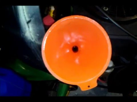 Changing Oil On John Deere L130 Part 2