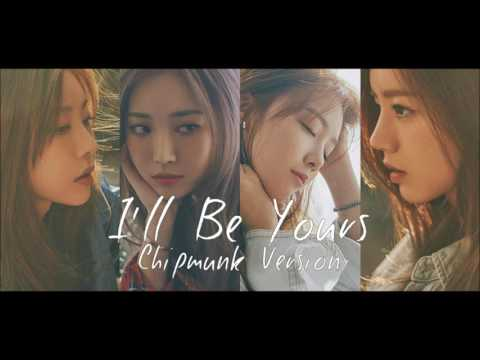 Girls' Day - I`ll Be Yours [Chipmunk Version]