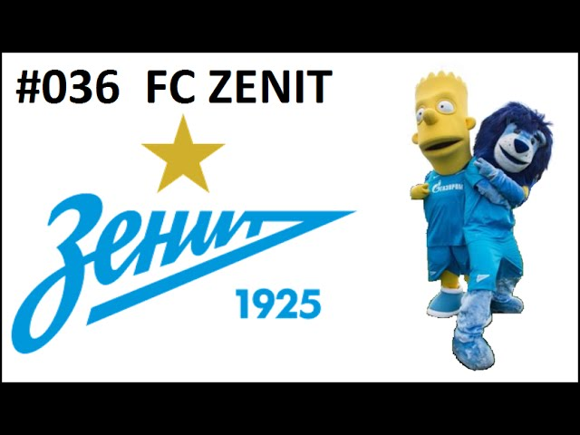 Fc Zenit Saint Petersburg Youtube