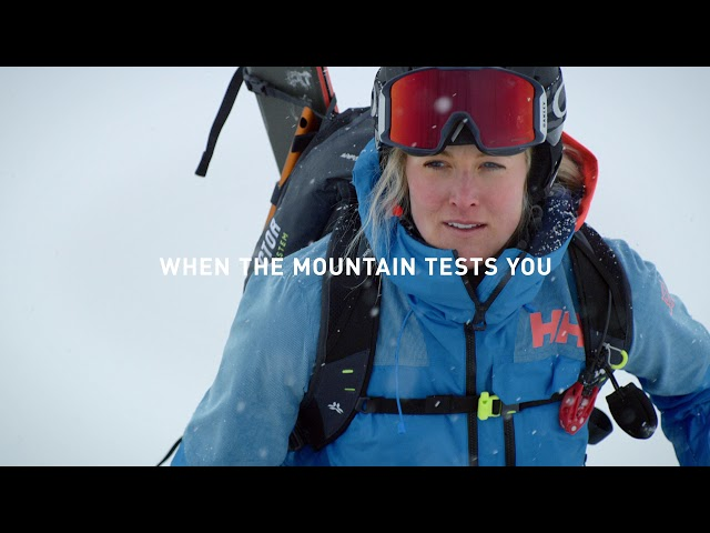 The ULLR™ Freeride Collection -  Tested by Powder