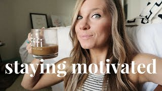 Chatty Vlog | Goal Setting, Staying Motivated, and Managing My Daily Routine & Journal