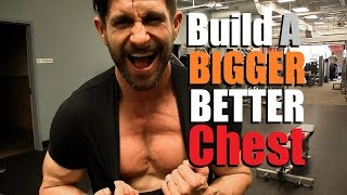 Get Your Chest To GROW | Best Chest Superset For Results!