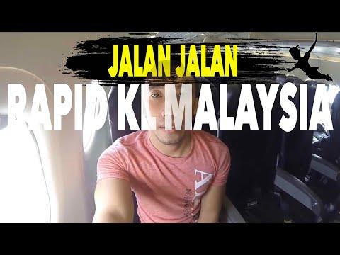 Filipino Wanderer in Kuala Lumpur , Malaysia: Using Public Transport