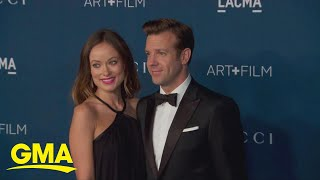 Jason Sudeikis gets candid about break up with Olivia Wilde l GMA